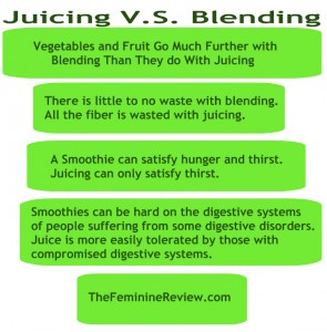 Juicing vs Smoothie pin
