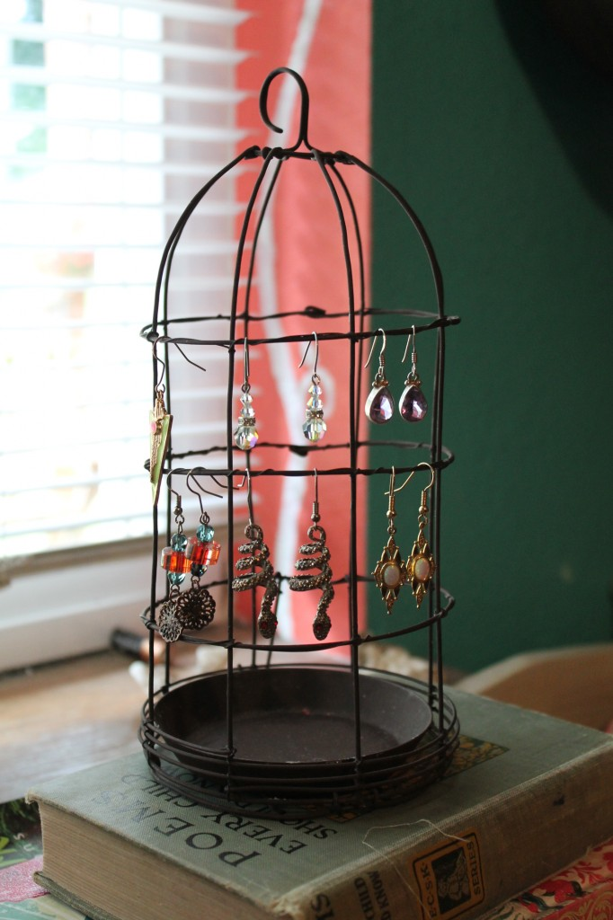 Bird Cage Decorative Thirfty Thursday