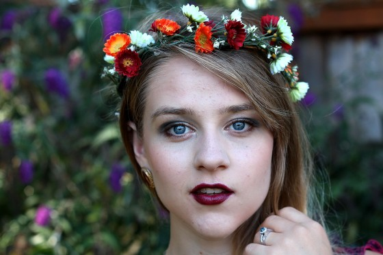 Tabitha Tutorial How to Make a Flower Crown