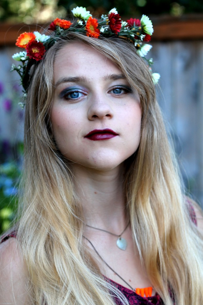 Tutorial How to Make a Flower Crown Tabitha