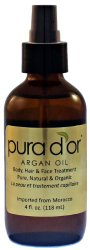Pura d'or argan oil