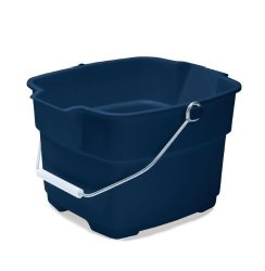 large bucket for non toxic cleaning supply kit