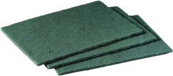 scouring pads for non toxic cleaning supply kit
