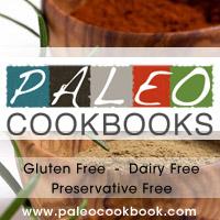 Paleo Cookbooks dairy free, gluten free, grain free